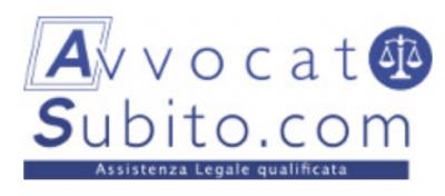 Logo Avvocato Subito