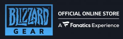 logo Blizzard Gear Store