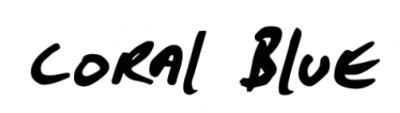 logo Coral Blue