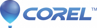 logo Corel Corporation