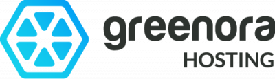 logo Greenora Hosting
