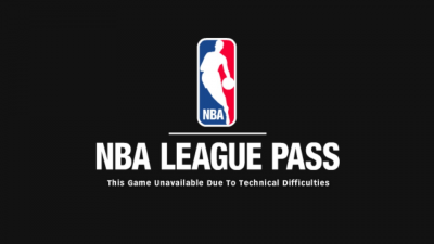 logo NBA LEAGUE PASS