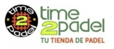 Logo Time2Padel